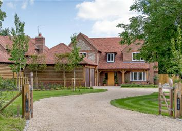 Thumbnail 4 bed detached house for sale in Catslip, Nettlebed, Henley-On-Thames, Oxfordshire
