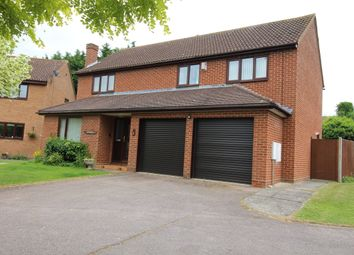 Thumbnail 5 bed detached house for sale in St. Marys Close, Sudbury