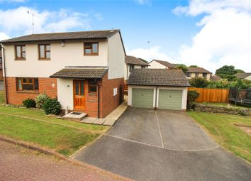 Thumbnail 4 bed detached house for sale in Lagoon View, West Yelland, Barnstaple