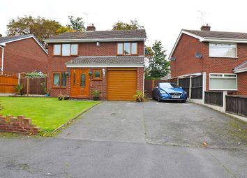 Thumbnail 4 bed detached house for sale in Ascot Drive, Great Sutton, Ellesmere Port