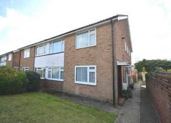 Thumbnail 2 bed maisonette for sale in Wallhouse Road, Slade Green, Erith