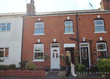 Thumbnail 2 bed terraced house for sale in Avenue Road, Astwood Bank, Redditch