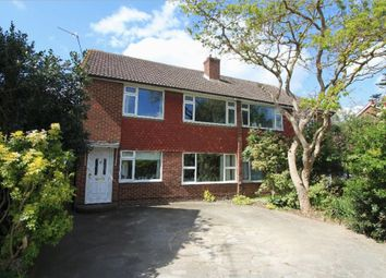 Thumbnail 2 bedroom maisonette for sale in Meadow Court, Moor Lane, Staines-Upon-Thames, Surrey