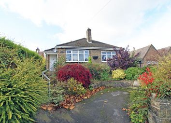 Thumbnail 2 bed detached bungalow for sale in Derby Road, Wirksworth, Matlock, Derbyshire