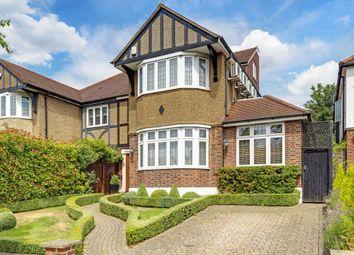 Thumbnail 5 bedroom semi-detached house for sale in Beechwood Avenue, Finchley, London