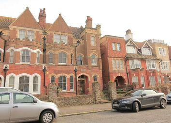Thumbnail 2 bedroom flat for sale in Dorset Road South, Bexhill On Sea, East Sussex