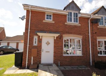 Thumbnail 3 bed end terrace house for sale in Rivelin Park, Kingswood, Hull, East Yorkshire HU7 3Gp