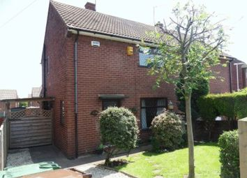 Thumbnail 2 bed semi-detached house to rent in Borrowdale Drive, Castleford