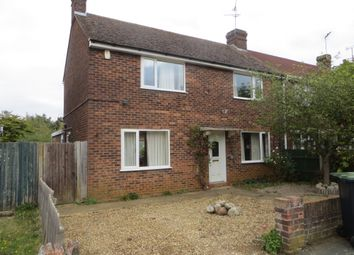 Thumbnail 3 bed semi-detached house to rent in Cambridgeshire Close, Ely