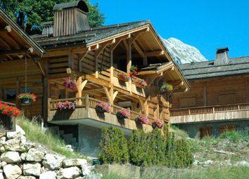Thumbnail 3 bed chalet for sale in Le Grand Bornand, La Clusaz, Aravis Massif, Haute-Savoie, Rhône-Alpes, France