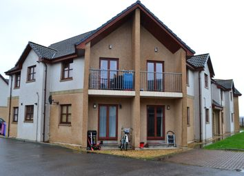 Thumbnail 2 bedroom flat for sale in Balnageith Rise, Forres
