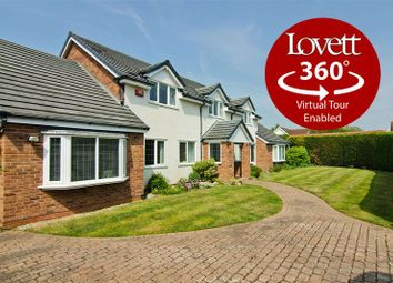 Thumbnail 5 bed detached house for sale in Lant Close, Kings Bromley, Burton-On-Trent
