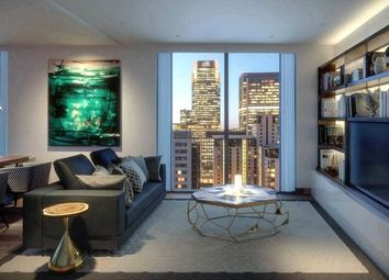 Thumbnail 1 bed property for sale in Maine Tower, Harbour Central, Canary Wharf, London