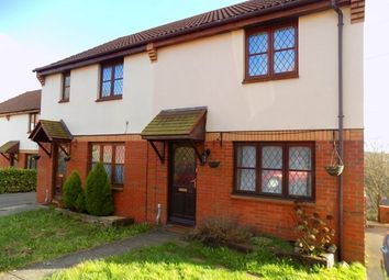 Thumbnail 2 bed semi-detached house for sale in Kingfisher Close, Torquay