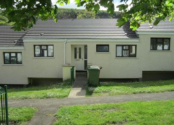 Thumbnail 2 bed flat for sale in Long Row, New Tredegar