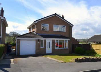 Thumbnail 3 bed detached house for sale in Millstone Edge, Cheddleton, Leek