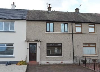 Thumbnail 3 bed terraced house for sale in Mariner Drive, Camelon, Falkirk