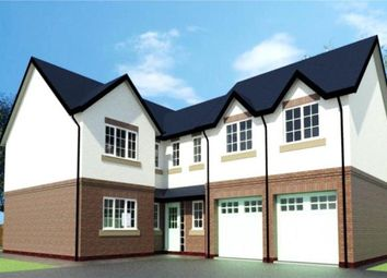 5 bed detached house for sale in Summit View, Almond Way, Hope, Wrexham LL12