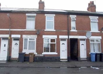 Thumbnail 2 bedroom terraced house to rent in Almond Street, New Normanton, Derby