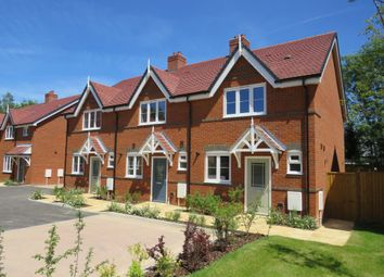 Thumbnail 2 bed end terrace house for sale in Low Meadow, Brook End, Weston Turville