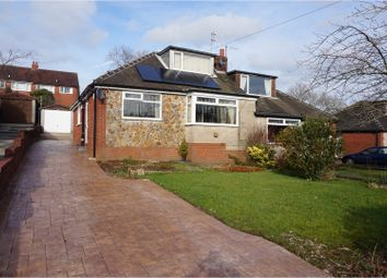 Thumbnail 4 bed semi-detached bungalow for sale in Grampian Way, Oldham