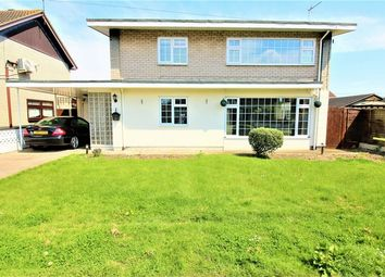 Thumbnail 3 bed detached house for sale in San Remo Road, Canvey Island, Essex