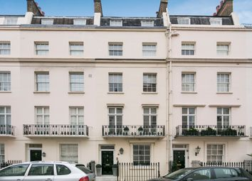 Thumbnail 5 bed town house for sale in Eaton Terrace, Belgravia