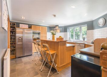 Thumbnail 4 bed detached house for sale in Newbold Road, Barlestone, Warks