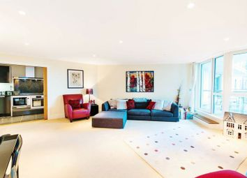 Thumbnail 2 bed flat for sale in Hamilton House, St George Wharf, Vauxhall