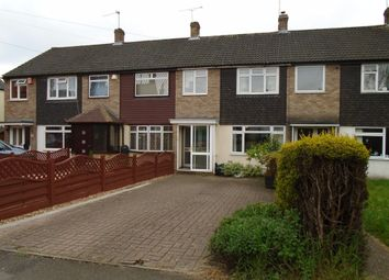 Thumbnail 3 bed terraced house to rent in Somerset Road, Farnborough