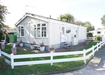 Thumbnail 3 bed mobile/park home for sale in Seahaven Springs Estate, Mablethorpe
