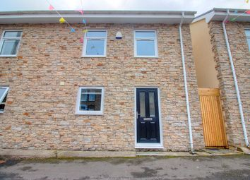 Thumbnail 4 bed semi-detached house for sale in Brynhyfryd Street, Cwmaman, Aberdare