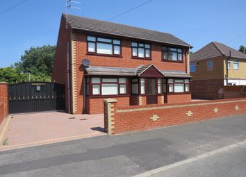 Thumbnail 3 bed detached house for sale in Kingsmead Road, Moreton, Wirral