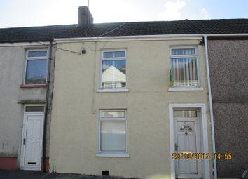 Thumbnail 3 bed terraced house to rent in - Bridgend Road, Maesteg, Bridgend.