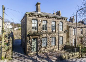 Thumbnail Detached house for sale in Colne Road, Oakworth, West Yorkshire