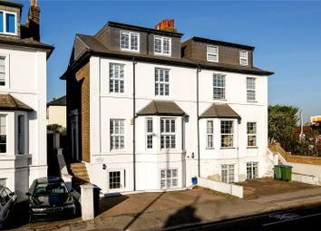 Thumbnail 4 bed semi-detached house for sale in Cholmley Villas, Portsmouth Road, Thames Ditton, Surrey