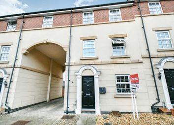 4 bed end terrace house for sale in Willington Road, Swindon SN25