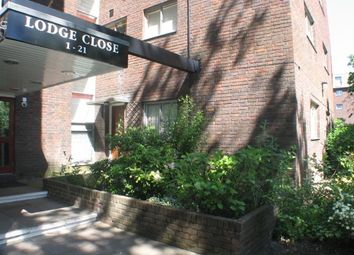 Thumbnail 1 bed flat to rent in Lodge Close, Canons Drive, Edgware, Middlesex