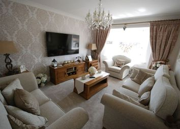 Thumbnail 4 bed detached house for sale in Garcia Drive, Ashington