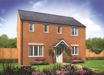 Thumbnail 3 bed detached house for sale in 196 Millers Field, Manor Park, Sprowston, Norfolk