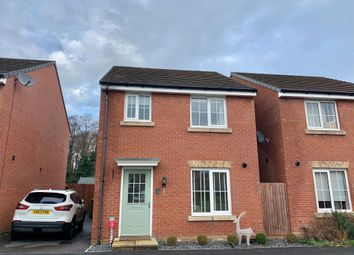 Thumbnail 3 bed detached house for sale in Waun Draw, Caerphilly