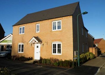 Thumbnail 4 bed detached house to rent in Skye Close, Orton Northgate, Peterborough