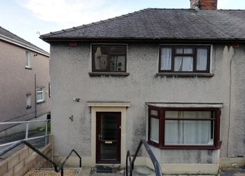Thumbnail 3 bed semi-detached house to rent in Cil Coed, Bangor
