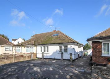 3 bed semi-detached bungalow for sale in Pilgrims Hatch, Catherine Close, Brentwood CM15