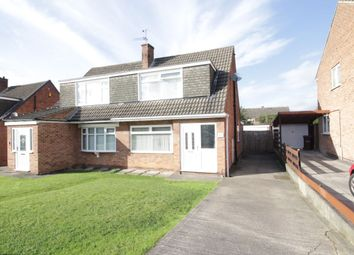 Thumbnail 4 bed semi-detached house for sale in Fairburn Drive, Garforth, Leeds
