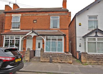 Thumbnail 2 bed semi-detached house for sale in Second Avenue, Carlton, Nottingham