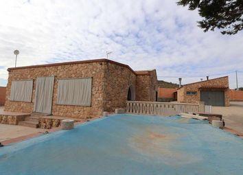 Thumbnail 3 bed villa for sale in Spain, Murcia, Yecla