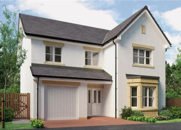 "Thumbnail 4 bedroom detached house for sale in ""Yeats"" at Monifieth"