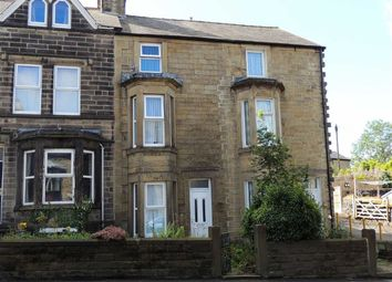 Thumbnail 3 bed terraced house for sale in Fairfield Road, Buxton
