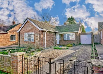 Thumbnail 2 bed detached bungalow for sale in Arundel Road, Hartford, Huntingdon.